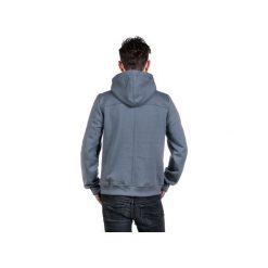 IMPULS bluza męska grey. Szare bluzy męskie rozpinane marki Button. Za 239,00 zł.