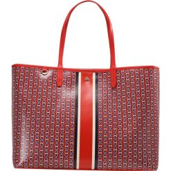 Tory Burch GEMINI LINK TOTE Torba na zakupy exotic red. Czerwone shopper bag damskie Tory Burch. W wyprzedaży za 532,35 zł.