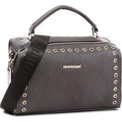 Torebka MONNARI - BAGA580-019 Grey. Brązowe torebki klasyczne damskie marki Monnari, w paski, z materiału, średnie. W wyprzedaży za 169,00 zł.