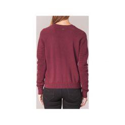 Swetry G-Star Raw  SUZAKI KNIT. Czerwone swetry klasyczne damskie marki G-Star RAW, l, z bawełny. Za 351,20 zł.