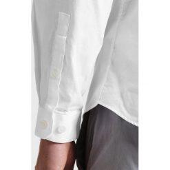 Koszule męskie na spinki: Lindbergh OXFORD MANDARIN  Koszula white