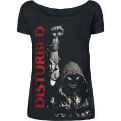 T-shirty damskie: Disturbed Up Your Fist Koszulka damska czarny