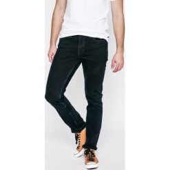 Levi's - Jeansy 511. Brązowe jeansy męskie slim marki Levi's®, z bawełny. W wyprzedaży za 219,90 zł.