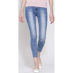 Niebieskie Jeansy Beauty Mark. Niebieskie jeansy damskie other. Za 79,99 zł.