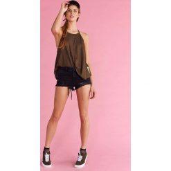 T-shirty damskie: T-SHIRT BUENE KHAKI