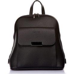 """Plecaki damskie: Plecak """"Stelle"""" w kolorze czarnym – 26 x 29 x 13 cm"""
