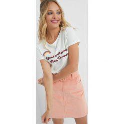 T-shirty damskie: Koszulka z nadrukiem