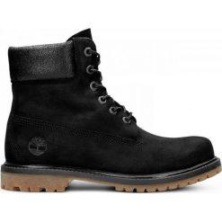 Buty trekkingowe damskie: Timberland Buty damskie 6 In Premium Boot W czarne r. 37 (A1K38)