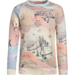 Bluzy chłopięce: Scotch Shrunk ALLOVER PRINTED CREWNECK WITH 7 LIGHTS OF DAY ARTWORK Bluza multicolor