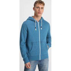Tommy Jeans ORIGINAL ZIP HOODIE Bluza rozpinana blue. Niebieskie kardigany męskie Tommy Jeans, m, z bawełny. Za 379,00 zł.