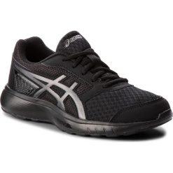 Buty ASICS - Stormer 2 T893N Black/Black 002. Czarne buty do biegania damskie marki Asics. W wyprzedaży za 169,00 zł.
