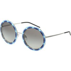 Okulary przeciwsłoneczne damskie aviatory: Emporio Armani Okulary przeciwsłoneczne silvercoloured