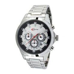 """Zegarki męskie: Zegarek """"CA120103"""" w kolorze srebrno-biało-czarnym"""