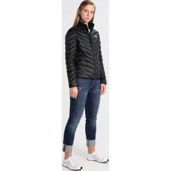 The North Face TREVAIL  Kurtka puchowa tnf black. Różowe kurtki damskie puchowe marki The North Face, m, z nadrukiem, z bawełny. Za 899,00 zł.