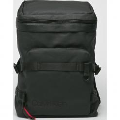 Calvin Klein - Plecak City Active. Czarne plecaki męskie Calvin Klein, z materiału. Za 749,90 zł.