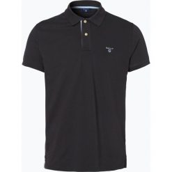 Koszulki polo: Gant – Męska koszulka polo – Rugger, szary