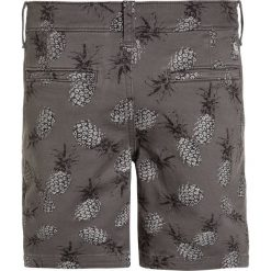 Abercrombie & Fitch Szorty grey. Szare spodenki chłopięce Abercrombie & Fitch, z bawełny. Za 129,00 zł.
