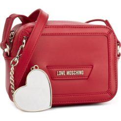 Torebki klasyczne damskie: Torebka LOVE MOSCHINO - JC4078PP15LI0500 Rosso