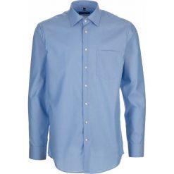 Koszule męskie na spinki: Koszula – Modern fit – w kolorze niebieskim