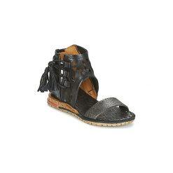 Sandały Airstep / A.S.98  PUNCH. Czarne sandały damskie Airstep / A.S.98. Za 644,30 zł.