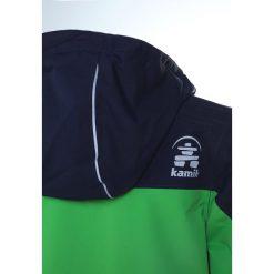 Kurtki chłopięce przeciwdeszczowe: Kamik SHELL Kurtka hardshell classic green