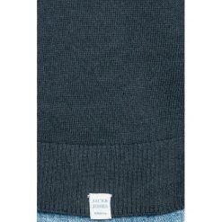 Jack & Jones - Sweter. Szare swetry klasyczne męskie Jack & Jones, l, z bawełny. W wyprzedaży za 99,90 zł.