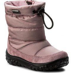 Kozaki dziewczęce: Śniegowce NATURINO – Falcotto By Naturino 0013001202.01.9107 Rosa Antico