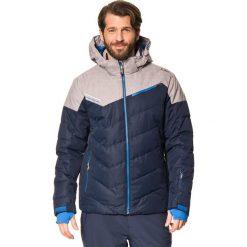 Kurtka narciarska w kolorze granatowo-szarym. Niebieskie kurtki sportowe męskie CMP, m, narciarskie. W wyprzedaży za 478,95 zł.
