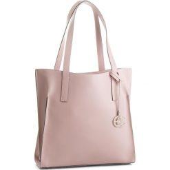 Torebka CARRA - EC513/2 Róż. Czerwone torebki klasyczne damskie marki Carra, ze skóry. W wyprzedaży za 339,00 zł.