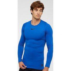 Nike Koszulka męska M NP WM Top LS Comp niebieska r. M (838044 480). Niebieskie koszulki sportowe męskie Nike, m. Za 139,77 zł.