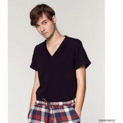 T-shirt męski czarny. Czarne t-shirty męskie marki Pakamera, m, z kapturem. Za 119,00 zł.
