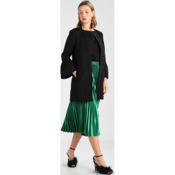 Spódniczki plisowane damskie: YAS YASKARIA PLEATED SKIRT Spódnica plisowana ultramarine green