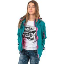 Hi-tec Kurtka damska Lady Mons Harbor Blue/Magenta r. M. Czerwone kurtki sportowe damskie Hi-tec, m. Za 143,00 zł.