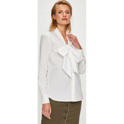 Pinko - Koszula Adamo. Szare koszule wiązane damskie marki Pinko, s, z bawełny, eleganckie, z długim rękawem. Za 899,90 zł.