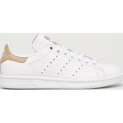 Adidas Originals - Buty Stan Smith. Szare buty sportowe damskie adidas Originals, z gumy. W wyprzedaży za 329,90 zł.