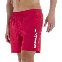 Kąpielówki męskie: Speedo Szorty męskie Scope 16 czerwone r. L (8013207718)