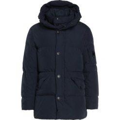 Płaszcze męskie: C.P. Company LONG Płaszcz puchowy dark blue