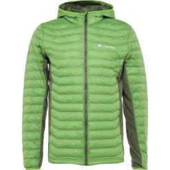 Columbia POWDER LITE LIGHT HOODED JACKET Kurtka Outdoor spring/mosstone. Zielone kurtki trekkingowe męskie Columbia, m, z materiału. Za 499,00 zł.
