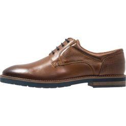 Salamander VASCO Eleganckie buty mid brown. Brązowe buty wizytowe męskie Salamander, z materiału, na sznurówki. Za 419,00 zł.