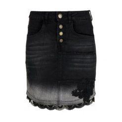Desigual Spódnica Damska Blanche 28 Czarny. Czarne spódniczki marki Desigual. W wyprzedaży za 299,00 zł.