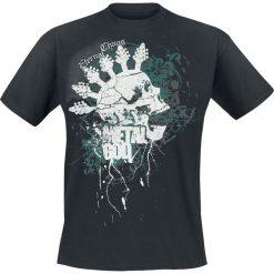 T-shirty męskie z nadrukiem: Metal God by Rob Halford Eternal Chaos T-Shirt czarny