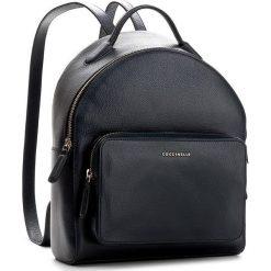 Plecaki damskie: Plecak COCCINELLE – AF8 Clementine Soft E1 AF8 14 01 01 Bleu 011