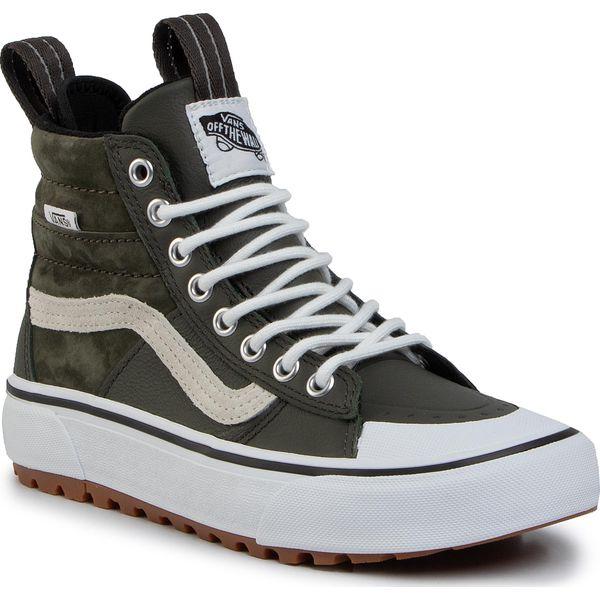 Sneakersy VANS Ski8 Hi Mte 2.0 Dx VN0A4P3ITUI1 (Mte) Forest NightTr Wht