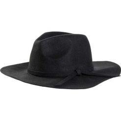 Kapelusz bonprix czarny. Czarne kapelusze damskie bonprix. Za 79,99 zł.