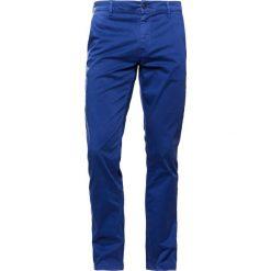 Chinosy męskie: BOSS Orange SCHINO REGULAR Spodnie materiałowe blau