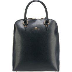 Torebki klasyczne damskie: Skórzana torebka w kolorze czarnym – (S)28 x (W)37 x (G)10 cm