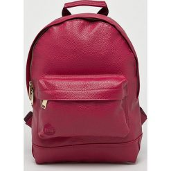 Mi-Pac - Plecak. Czerwone plecaki damskie Mi-Pac, z materiału. Za 199,90 zł.