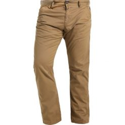 Spodnie męskie: Santa Monica ERICSON Spodnie materiałowe tobacco