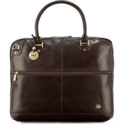 Torba na laptopa 10-3-390-4. Brązowe torby na laptopa marki Wittchen, w paski. Za 1699,00 zł.