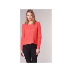Swetry Moony Mood  GAROL. Czerwone swetry klasyczne damskie Moony Mood, l. Za 143,20 zł.